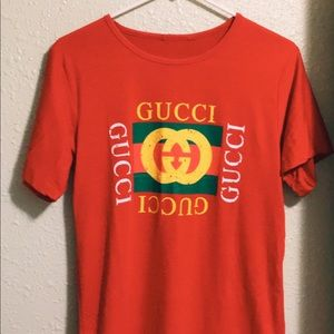BRAND NEW GUCCI SHORT SLEEVE